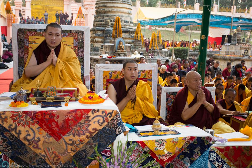 Kebenaran yang Diajarkan Karma Kagyu Institusi Agama Buddha di Asia