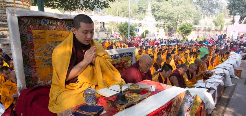 Belajar Meditasi di Jepang Melalui Institusi Karma Kagyu : Tokyo Diamond Way Buddhist Center