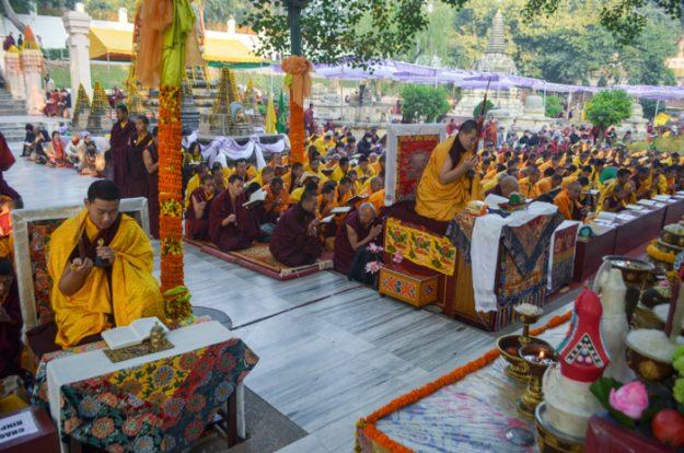 3 Cara Menghapus Kesengsaraan Menurut Karma Kagyu