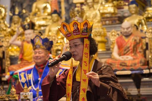 Karma Kagyu Dabao Fawang