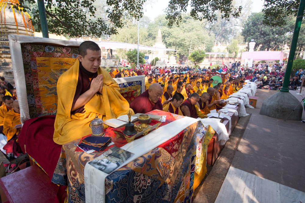 Karma Kagyu Berfungsi Sebagai Wadah