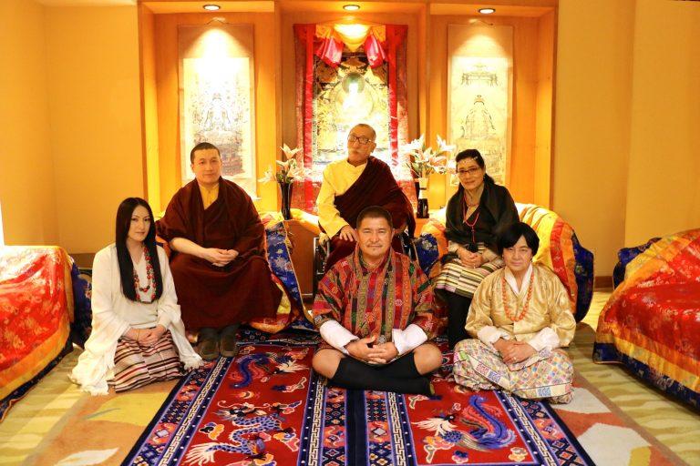 Perayaan Hari Waisyak Dipimpin Oleh Karmapa Di Hongkong