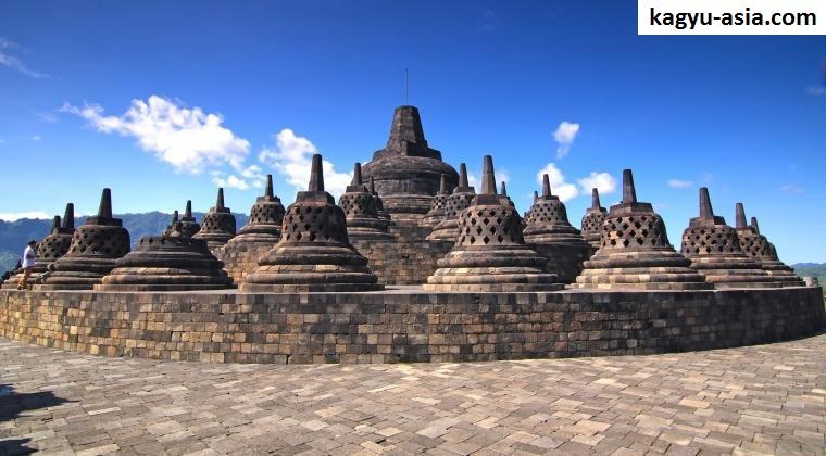 Sejarah Candi Borobudur yang menjadi Sentral Peribadatan Agama Buddha