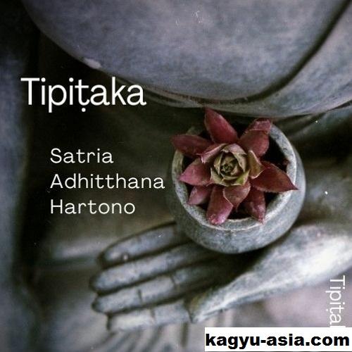 Tipiṭaka Sebuah Kitab Yang Dimiliki Orang Buddha